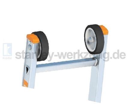 Layher Kopffahrwerk für Schiebe & Seilzugleitern
