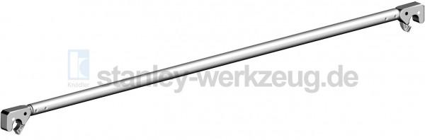 Layher Fahrgerüst Staro Geländer aus Aluminium