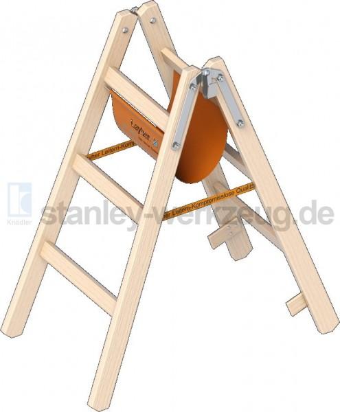 Layher Holzstehleiter 1038 in verschiedene Varianten