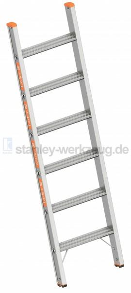 Layher Topic 1042 Stufenanlegeleiter aus Aluminium